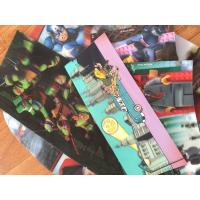 Buy cheap Amazing flip lenticular 3d soft TPU material lenticular printing flip effects for bag/clothing/textiles/t-shirts from wholesalers