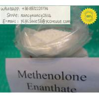 Buy cheap 99% Methenolone Enanthate Primobolan Steroids Primobolan Depot  303-42-4 muscle gain,bodybuilding from wholesalers