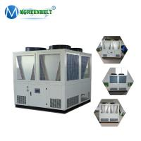 Buy cheap CE Approved 60TR 80hp Chiller Air Cooled Water Chiller For Industrial Process from wholesalers
