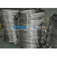 Wholesale Cold Drawn Stainless Steel Seamless Coiled Tubing 9.53mm x 0.89mm from china suppliers