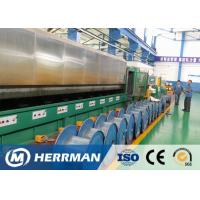 Buy cheap Individual Motor Control Wire Drawing Line, Wire Processing Machine 360KVA from wholesalers