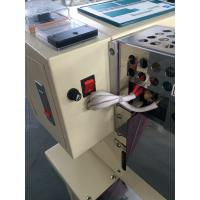 Buy cheap automatic hot cutting belt nylon webbing machine from wholesalers