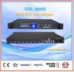 Buy cheap Customized 4/8ch hdmi/sdi to dvb-c/dvb-t /isdb-t/atsc-t encodulator from wholesalers