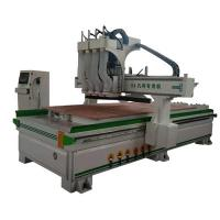 Buy cheap Stable Cnc Wood Carving Machine With Large Compatibility Of Drawing Software from wholesalers