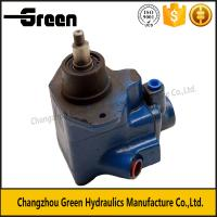 Buy cheap excavator hydraulic vane pump assembly VTM42-60-40-07-MB-R1-14 vocuum oil pump for marine cast iron from wholesalers