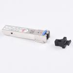 Buy cheap 30KM 1.25G LC 1310NM 1550NM 1000M Single Fiber SFP Module from wholesalers