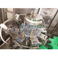 Buy cheap 330ML Juice Production Machine Glass Bottle Filling And Capping Machine For Small Juice Plant from wholesalers