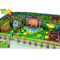 Buy cheap Commercial Children Soft Play Equipment Kids Games Indoor Playground Equipment from wholesalers