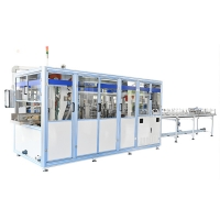Buy cheap Tissue Paper Napkin Making Machine Manufacturing Equipment from wholesalers