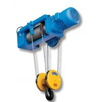 Buy cheap Critical Lift Custom Foot Mounted Twin Hook Wire Rope Hoists SH Fixed from wholesalers