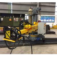 Motorized control on Up down, rotation, forward / reverse column boom work station Manufactures