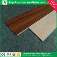 Wood-Plastic Composite Flooring Technics wpc tiles with cilick system Manufactures