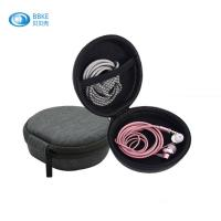Wholesale Convenient Small EVA Headphone Case  / Luggage Carrying Bag ISO9001 from china suppliers