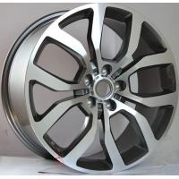 China 20 inch Wheels For 2014~2015 Range Rover V6/ 20inch Gun Metal Machined 1-PC Forged Alloy Rims on sale