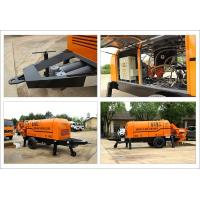 Buy cheap High Work Efficiency Electric Concrete Pump Intelligent Control System from wholesalers