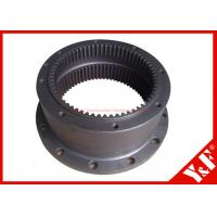 Buy cheap Heavy Equipment Parts EX200-5 Swing Inner Ring Gear Excavator Bearing Gear For 60T x 73T from wholesalers