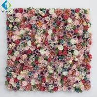 Wholesale 40*60cm Artificial Rose Wall , Wedding Use Hydrangea Flower Wall Panel from china suppliers