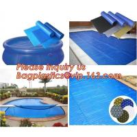 Buy cheap Economical Outdoor Bubble Solar Pool Cover For Swimming Pool/winter pool cover,Polycarbonate solar Swimming Pool Cover from wholesalers