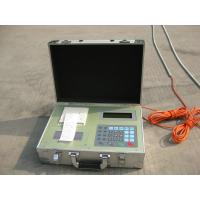 Buy cheap Accurate Portable digital Industrial Weighing Scales For Trucks , Dynamic Indicator from wholesalers