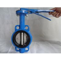 Wholesale Water Type Butterfly Valve Factory from china suppliers