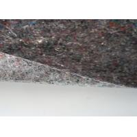 Buy cheap Dark Grey Protective Floor Carpet Underlay Felt with Needle punched Tech from wholesalers