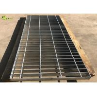 Buy cheap Building Expanded Metal Galvanized Steel Bar Grating Weight Per Square Meter from wholesalers