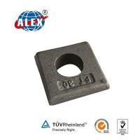 Buy cheap Railway Forging Process Rail Clamp from wholesalers