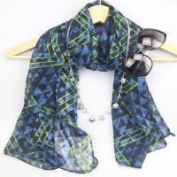 Buy cheap Yiwu Purchasing Agent China Sourcing Service Polyester Scarf 95×160cm from wholesalers