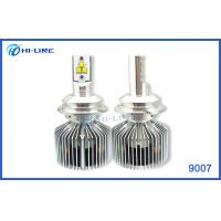 Buy cheap 6000K Philips Headlight Bulbs LED 3500LM 180 degree beam for BMW Audi from wholesalers