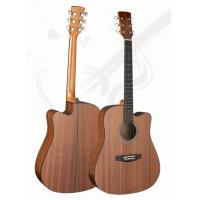Wholesale 41inch Popular Whole Sapele vintage acoustic guitar/western guitar steel string OEM- TP-AG52-1 from china suppliers