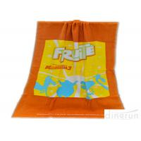 Buy cheap 100% Cotton Personalized Beach Towels For Kids Different Color product