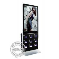 Buy cheap Indoor 42 Lcd Advertising Player , Commercial Cell Phone Charging Lockers 1920*1080 from wholesalers