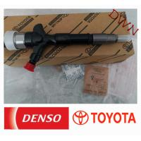 Buy cheap TOYOTA 1KD/2KD  fuel injector 23670-30280  =  DENSO diesel injector  095000-7781 from wholesalers