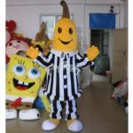 Buy cheap bananas in pajamas mascot costume from wholesalers