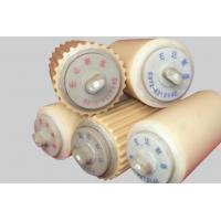 China Waterproof Cement Plant Nylon Rollers With Sealed Bearings LYC Diameter 108×190mm on sale