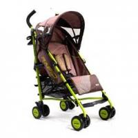 Wholesale new Aluminum baby stroller with adjustable backrest from china suppliers