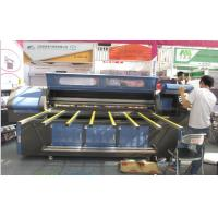Buy cheap Epson DX5 Flatbed Roll To Roll Digital Printing Machine For Photo Paper / Sheet Material from wholesalers