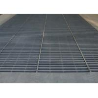 Buy cheap Expanded Heavy Duty Steel Grating , Large Metal Floor Grates Customized Size from wholesalers