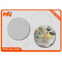 Buy cheap Beautiful Photo Fridge Magnets / Small Round Cool Refrigerator Magnets from wholesalers