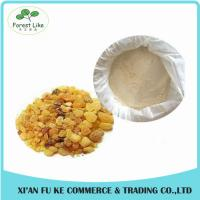 Buy cheap Mastic Gum Powder Olibanum /Frankincense Extract Boswellic Acid 65% from wholesalers