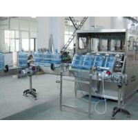 Buy cheap 100-5000 BPH Drinking Water Filling Machine Single / Double Nozzle For Pet Bottle from wholesalers