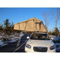 Buy cheap Extension Folding 4x4 Roof Top Tent With Stainless Steel Pole Material from wholesalers