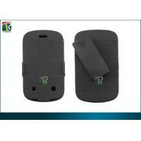 Buy cheap Hybrid 2in1 Combo Hard Shell Case, Holster Combo For Blackberry Bold 9900 Tc-Bb9900-C003 from wholesalers