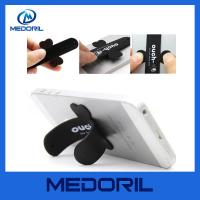 Wholesale 2016 Factory custom design one touch silicone stand holders for cell phone from china suppliers