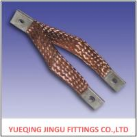 copper braided wire flexible connector Manufactures