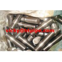 Buy cheap Inconel X-750 /2.4669 stainless steel double head stud bolts alloy718. alloy59 from wholesalers