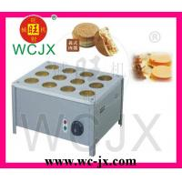 Buy cheap WT-G12 Tokiwado machinery/Red bean cake maker/Red bean cake making machine/Red bean cake baker from wholesalers
