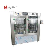 Buy cheap High Efficiency SUS304 Plastic Bottle Filling Machine Washing Filling And Capping from wholesalers