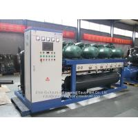 Buy cheap Chiller Unit Of Refrigeration Cooling Unit Water Cooled High Efficiency from wholesalers