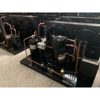 Buy cheap ZB66KQE 9HP Chiller Room Refrigeration Unit Copeland Scroll ZB Condensing Unit from wholesalers